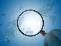 虫眼鏡で世界市場を分析する