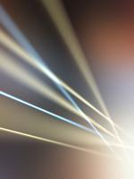 装飾背景の交差する光線オブジェクト背景