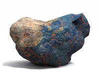 溶岩に覆われる岩を模した地球儀 10143009906| 写真素材・ストックフォト・画像・イラスト素材|アマナイメージズ