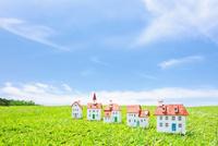 家のクラフト 10146003245  写真素材・ストックフォト・画像・イラスト素材 アマナイメージズ