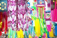 湘南ひらつか七夕まつり 10146004299| 写真素材・ストックフォト・画像・イラスト素材|アマナイメージズ