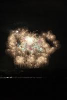 片貝まつり花火大会の四尺玉