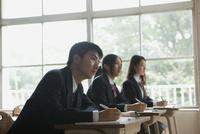 高校生の授業風景