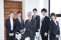 ビジネスチーム6名