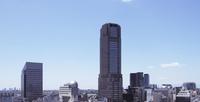 渋谷ヒカリエから見る南西方向の眺め