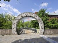 山下公園のポーリン橋