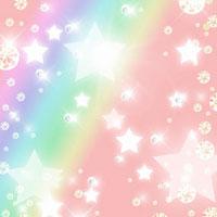 キラキラした星型のコラージュ 10169000412| 写真素材・ストックフォト・画像・イラスト素材|アマナイメージズ