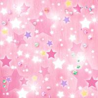 キラキラした星型のコラージュ 10169000414| 写真素材・ストックフォト・画像・イラスト素材|アマナイメージズ