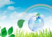 虹と地球 10169000948  写真素材・ストックフォト・画像・イラスト素材 アマナイメージズ