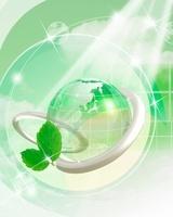 緑の地球 10169000964  写真素材・ストックフォト・画像・イラスト素材 アマナイメージズ