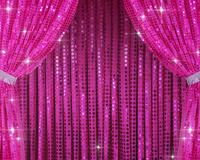 ピンクの緞帳 10169001722| 写真素材・ストックフォト・画像・イラスト素材|アマナイメージズ
