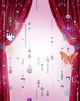 キラキラと緞帳 10169001727| 写真素材・ストックフォト・画像・イラスト素材|アマナイメージズ