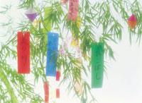 七夕飾り 10173000844| 写真素材・ストックフォト・画像・イラスト素材|アマナイメージズ