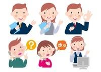 生命保険イメージ コールセンターへの質問と説明