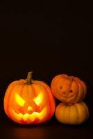 ハロウィンかぼちゃ(ジャック・オ・ランタン)