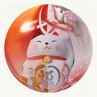 招き猫 10179000224| 写真素材・ストックフォト・画像・イラスト素材|アマナイメージズ