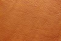 茶色の革の素材