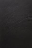 黒色のシワのある革素材