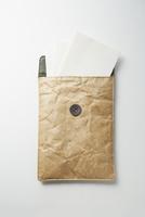 分厚い封筒に入った書類