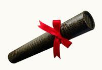 卒業証書 10184000079| 写真素材・ストックフォト・画像・イラスト素材|アマナイメージズ