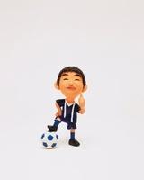 クラフト サッカーをする人 10186000226| 写真素材・ストックフォト・画像・イラスト素材|アマナイメージズ