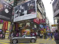 香港の花市場