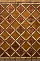 陶板タイル壁
