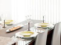 ダイニングテーブル 10208000305| 写真素材・ストックフォト・画像・イラスト素材|アマナイメージズ