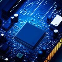 電子機器の基盤
