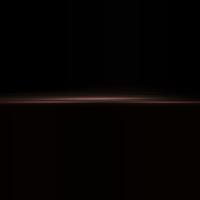 赤いムラのある光