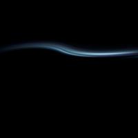 青く波打つ背景