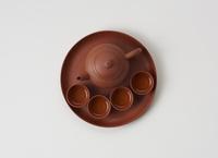 急須と湯呑み茶碗のセット