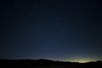 霧ヶ峰高原の星空