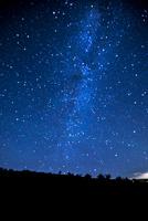 霧ヶ峰高原夏の満天の星空 10222008122| 写真素材・ストックフォト・画像・イラスト素材|アマナイメージズ