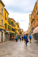ヴェネツィアの街並み 10222009081| 写真素材・ストックフォト・画像・イラスト素材|アマナイメージズ