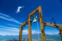 富士見パノラマリゾート恋人の聖地と八ヶ岳連峰・秩父山系