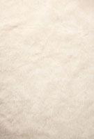 白いファー
