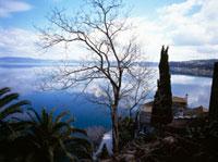 ブラッチャーノ湖