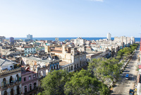 キューバ ハバナ市街