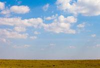マサイマラのサバンナと青空 10243000338| 写真素材・ストックフォト・画像・イラスト素材|アマナイメージズ