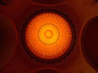 天井の照明器具 10244000015| 写真素材・ストックフォト・画像・イラスト素材|アマナイメージズ