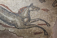 Sea Beasts mosaic