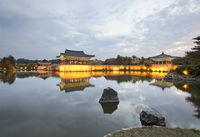 Anapji Pond, Gyeongju, Gyeongsangbuk-do, Korea