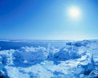 流氷 10247000162| 写真素材・ストックフォト・画像・イラスト素材|アマナイメージズ