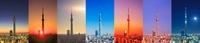 東京スカイツリーの一日 10247003277| 写真素材・ストックフォト・画像・イラスト素材|アマナイメージズ