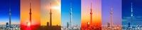 東京スカイツリーの一日 10247003522| 写真素材・ストックフォト・画像・イラスト素材|アマナイメージズ
