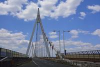 阪神高速大阪港線 10254014536| 写真素材・ストックフォト・画像・イラスト素材|アマナイメージズ