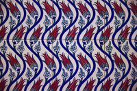 トルコタイルの模様 10261020915| 写真素材・ストックフォト・画像・イラスト素材|アマナイメージズ