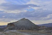 ゼルベの谷から見た風景