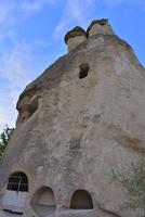 ゼルベの谷の奇岩